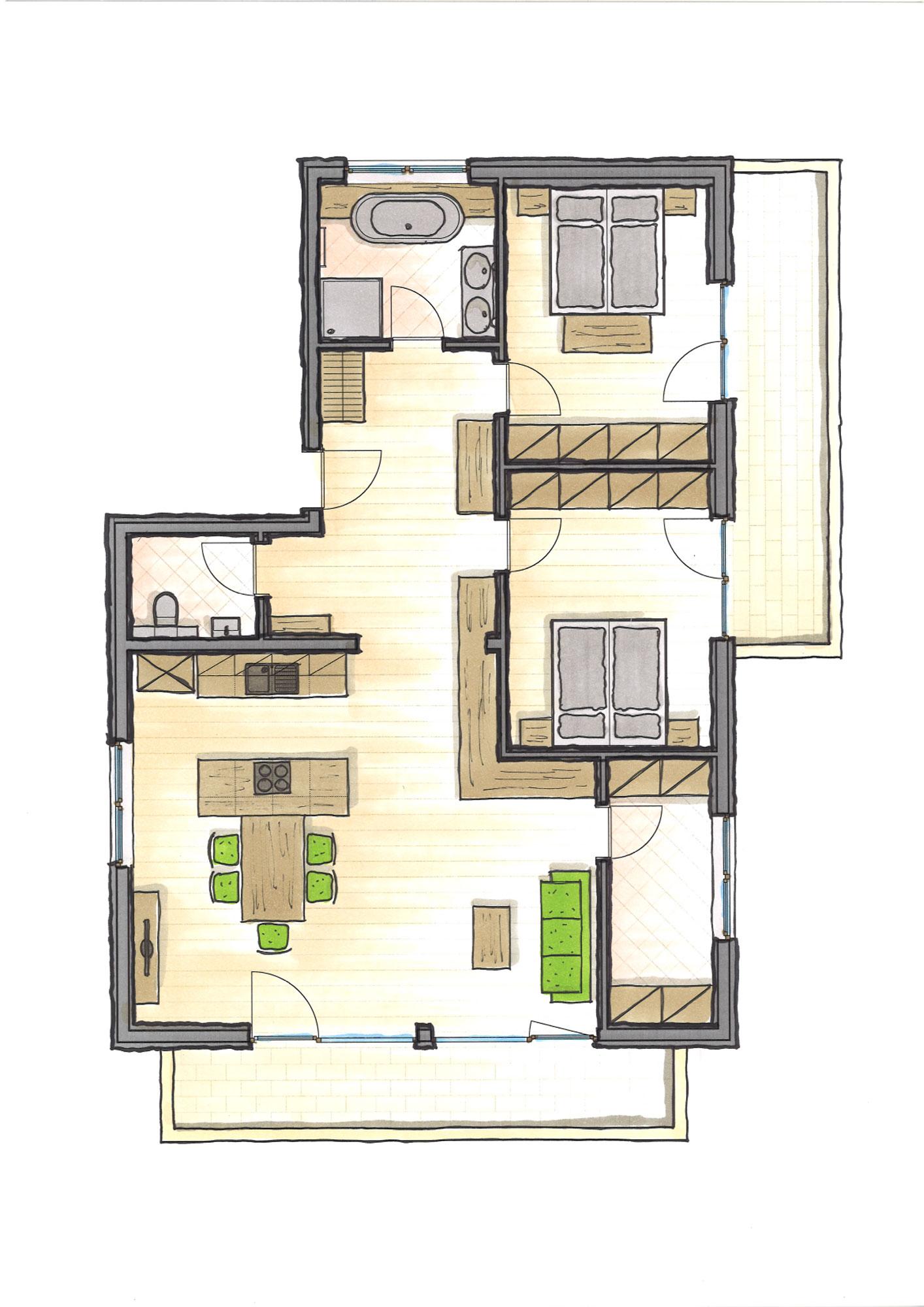 Wohnung-Domenic